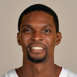 Chris Bosh Headshot