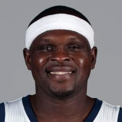 Zach Randolph Headshot