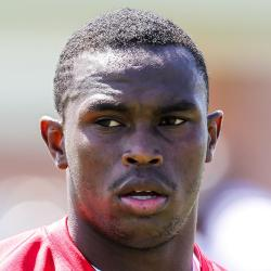 Julio Jones Headshot