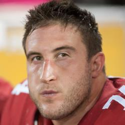 Joe Staley Headshot