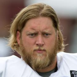 Nick Mangold Headshot