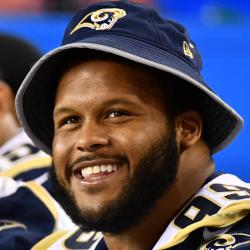 Aaron Donald Headshot