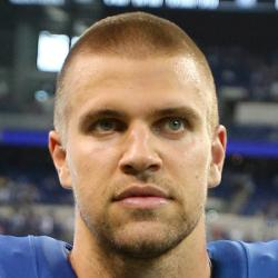 Coby Fleener Headshot