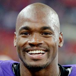 Adrian Peterson Headshot