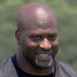 James Harrison Headshot