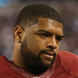 Trent Williams Headshot
