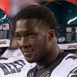 Nelson Agholor Headshot