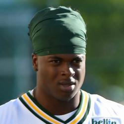 Davante Adams Headshot