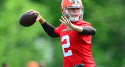 Player Profile: Johnny Manziel Cover Image