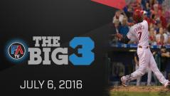 Video: Ray Flowers' Big 3 - July 6, 2016 Cover Image
