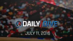 Video: MLB Daily Dive - July 11, 2016 Cover Image