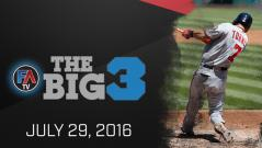 Video: Ray Flowers' Big 3 - July 29, 2016 Cover Image