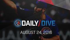 Video: MLB Daily Dive - August 24, 2016 Cover Image