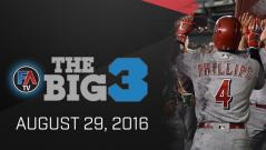 Video: Ray Flowers' Big 3 - August 29, 2016 Cover Image