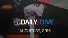 Video: MLB Daily Dive - August 30, 2016 Cover Image