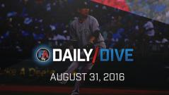 Video: MLB Daily Dive - August 31, 2016 Cover Image