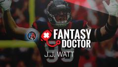 Video: The Fantasy Doctor - J.J. Watt Cover Image