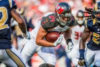 2016 NFL Fantasy Football Red Zone Report: Week 3 Cover Image