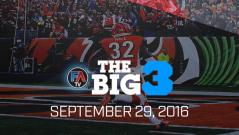 Video: Ray Flowers' Big 3 - September 29, 2016 Cover Image