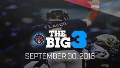 Video: Ray Flowers' Big 3 - September 30, 2016 Cover Image