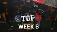 Video: Top 5 - Week 6 Player Rankings Cover Image
