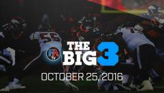 Video: Ray Flowers' Big 3 - October 25, 2016 Cover Image