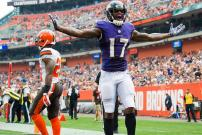 DFS NFL WR Coach: Week 9 Cover Image
