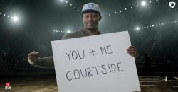 Free Contest: Catch a game courtside with Brandon Marshall Cover Image