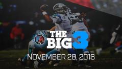 Video: Ray Flowers' Big 3 - November 28, 2016 Cover Image