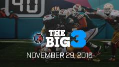 Video: Ray Flowers' Big 3 - November 29, 2016 Cover Image