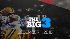 Video: Ray Flowers' Big 3 - December 1, 2016 Cover Image