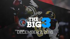 Video: Ray Flowers' Big 3 - December 2, 2016 Cover Image