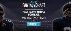 Play An NFL 50/50 Contest this Weekend with Us! Cover Image
