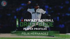 Video: 2017 Draft Guide Player Profile - Felix Hernandez Cover Image
