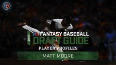 Video: 2017 Player Profiles: Matt Moore Cover Image