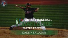 Video: 2017 Draft Guide Player Profile - Danny Salazar Cover Image