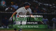Video: 2017 Draft Guide Player Profile - Hunter Renfroe Cover Image