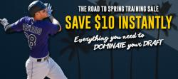 Dominate Your MLB Fantasy Draft and Save Money! Cover Image