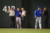 2017 MLB Fantasy Baseball Injury Report: Kyle Schwarber  Cover Image