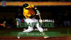 Video: 2017 Fantasy Baseball Player Profile: Ryon Healy Cover Image