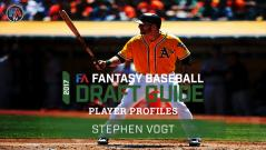 Video: 2017 MLB Draft Guide Player Profile: Stephen Vogt Cover Image
