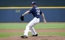 2017 Fantasy Baseball Late-Round Pitchers: Zach Davies  Cover Image