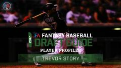 Video: 2017 Draft Guide Player Profile - Trevor Story Cover Image