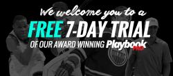 FREE 7-DAY TRIAL OF OUR PLAYBOOK PRO Cover Image
