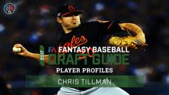 Video: 2017 Fantasy Baseball Player Profile: Chris Tillman Cover Image