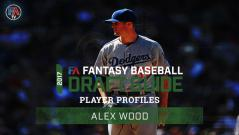 Video: 2017 Fantasy Baseball Player Profile: Alex Wood Cover Image