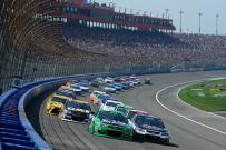 DFS NASCAR: Auto Club 400 Playbook & Optimal Lineups Cover Image