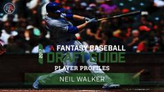 Video: 2017 Fantasy Baseball Player Profile: Neil Walker Cover Image