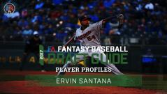 Video: 2017 Fantasy Baseball Player Profile: Ervin Santana Cover Image