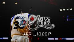 Video: The Fantasy Doctor: Kevin Durant Cover Image